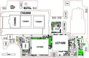 Diagrama esquematico del Samsung A30 SM-A305N