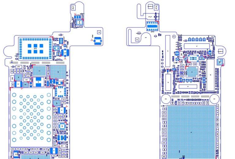 Descargar Schematic del iPhone 5G, 5C y 5S Gratis en PDF