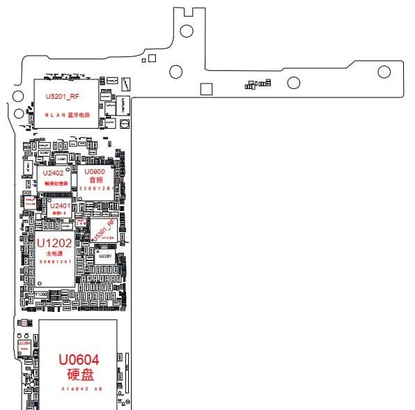 Descargar diagrama de servicio del iPhone 6S Plus y 6 Plus GRATIS en PDF