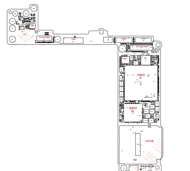Descargar diagrama de servicio iPhone 8g y 8 Plus GRATIS en PDF