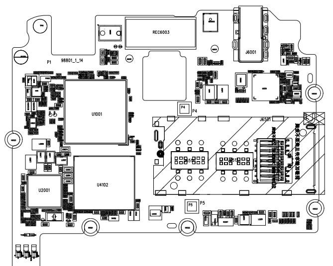 Descargar esquemático del Lg K11 Plus X410BCW GRATIS en PDF