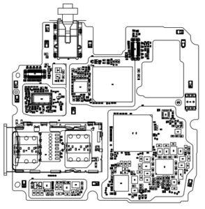 Esquematico Moto One Action XT2013