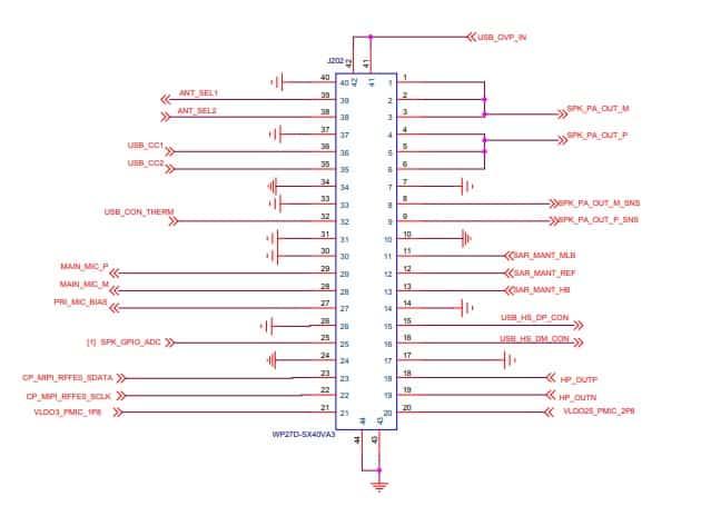 Descargar esquemático del Moto One Vision XT1970 GRATIS en PDF