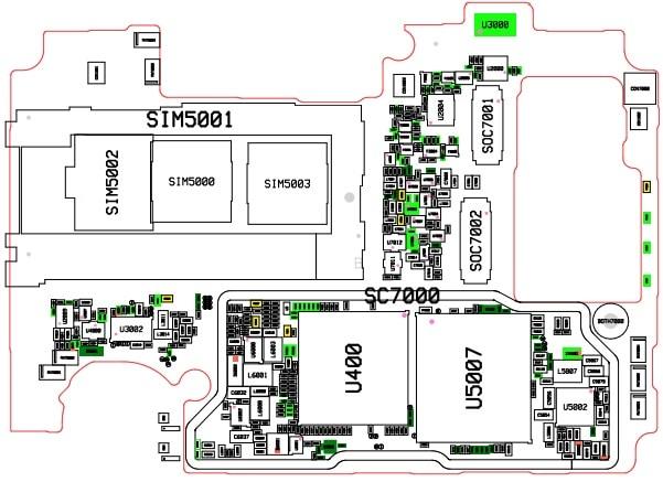 Descargar diagrama del Samsung A12 SM-A125F GRATIS en PDF