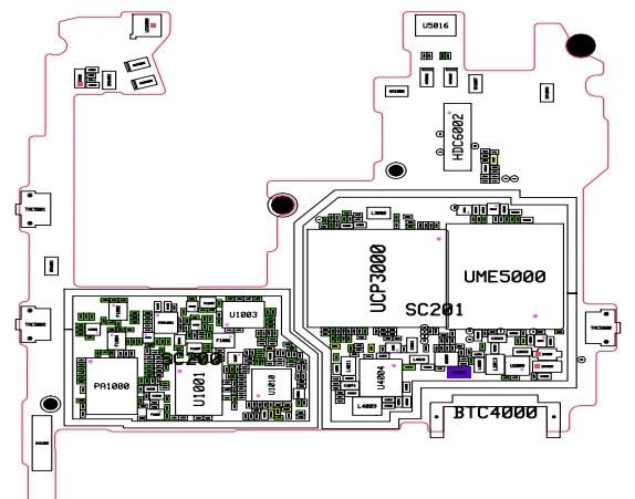 Descargar esquemático del Samsung J5 SM-J500M GRATIS en PDF