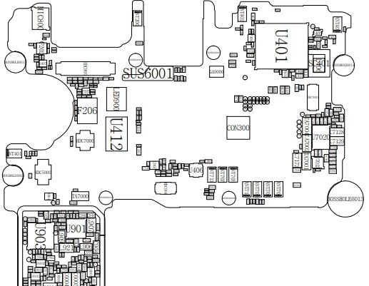 Descargar esquemático del Samsung S8 SM-G950F GRATIS en PDF