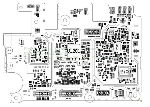 Descargar esquemático del Xiaomi Redmi 7A GRATIS en PDF