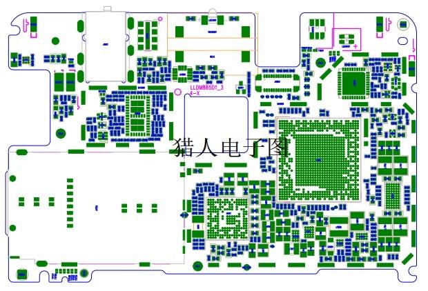 Descargar esquemático del Xiaomi Redmi Note 4 GRATIS en PDF