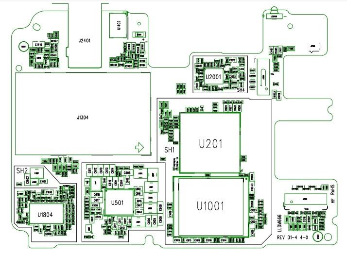 Descargar esquematico del Xiaomi Redmi Note 6 Pro GRATIS en PDF