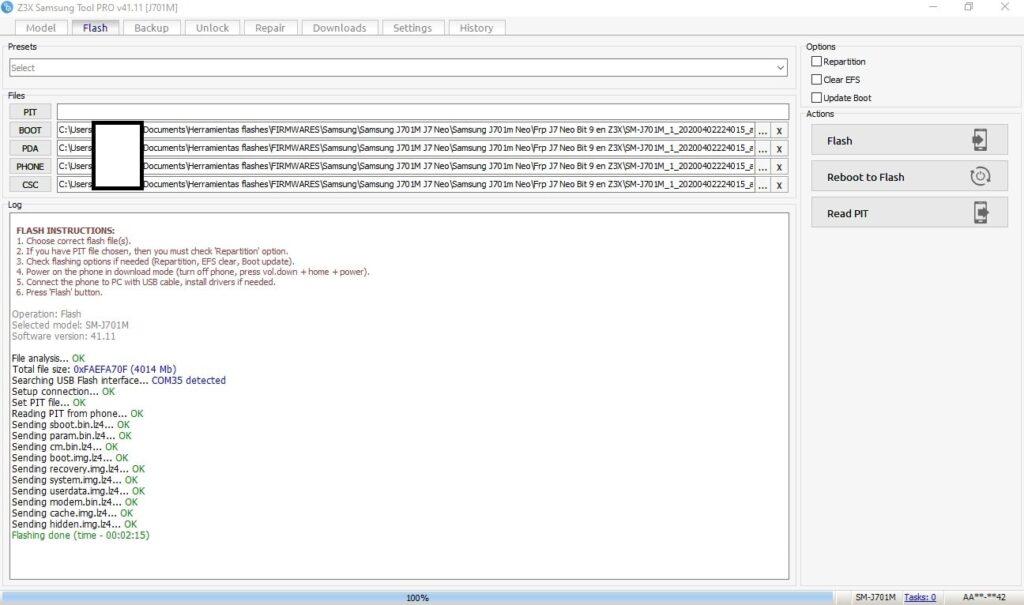 descargar firmware j7 neo j701m binario 3
