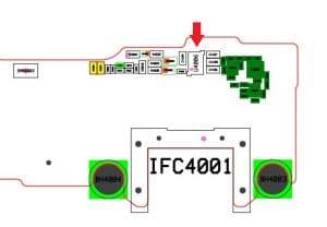J7 neo no carga ni sube la bateria sm-j701m componente
