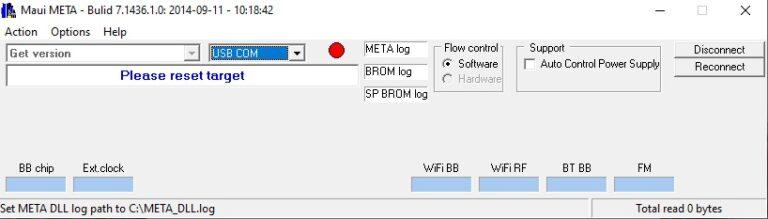 Descargar SP Maui Meta 3g Tool todas las versiones GRATIS para WINDOWS