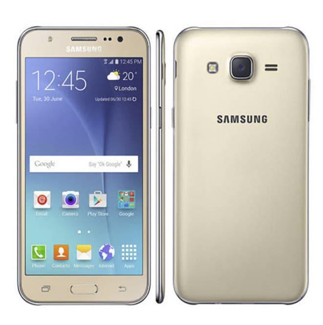 Touch no funciona en el Samsung J7 NEO después de actualizar a Android 9 Bin 8